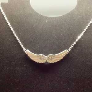 New Wing necklace